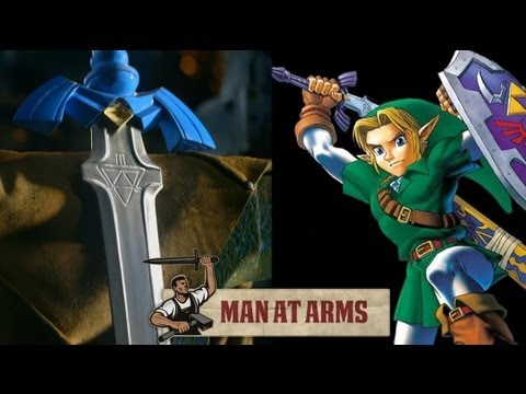 Link s Master Sword (Legend of Zelda) - MAN AT ARMS