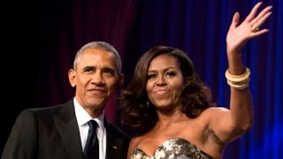 Netflix announces deal with the Obamas for new shows, films