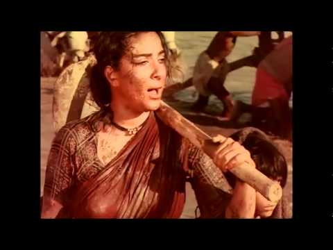 Mother India: O Jane Wale Jao Na Ghar Apna Chhod Ke video