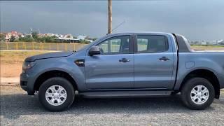 Giá xe bán tải cũ Ford Ranger 2017 XLS AT là bao nhiêu? Mua bán xe ô tô cũ trả góp tại TpHCM
