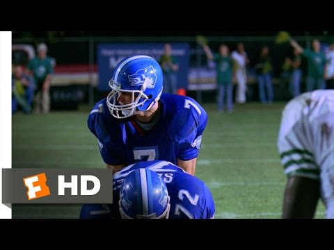 Varsity Blues (3/9) Movie CLIP - Harbor Goes Down (1999) HD