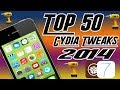 Best [Top 50 iOS 7] Cydia Tweaks 2014 iPhone 5,5S,5C,4S, iPad Mini
