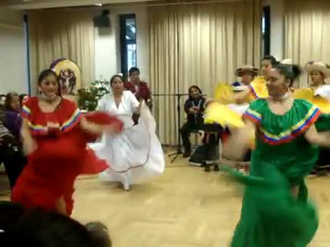 Mi lindo Ecuador (Bonn) - Baile de la costa