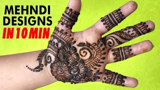 All Clip Of Small Easy Henna Designs Bhclip Com