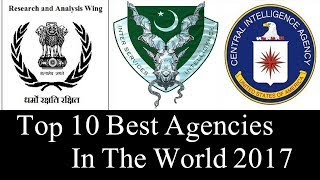 top 10 agencies in the world 2017