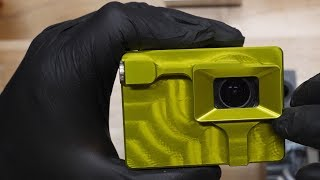 Pretty Ultimate Coolant-Resistant Action Camera Enclosure (for GoPro and Yi cameras)