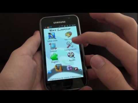 APP de personalizacion: Wave Launcher // Pro Android Reviews