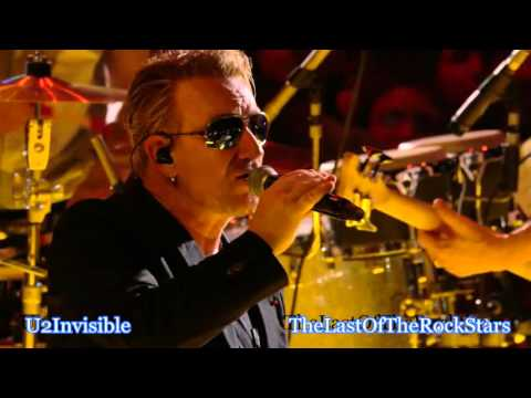 U2 - Ordinary Love - Paris 12/6/15 - Pro Shot - HD