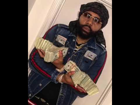 Money man stressing