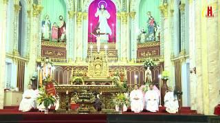 Trực Tiếp Thánh Lễ Mừng Kính Thánh Giêrônimô và Thánh Têrêsa Hài Đồng Giêsu Tại Đền Thánh Bác Trạch