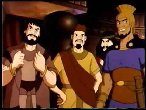 Samson And Delilah Children Bible Stories video
