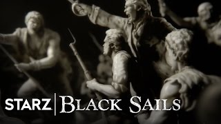 Black Sails | Opening Title Sequence | STARZ