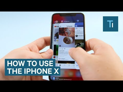How to use the iPhone X now that the home button is dead