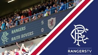 90 In 90 | Rangers 5-0 Raith Rovers | 05 Sep 2015
