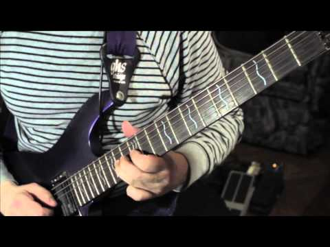 Применение различных техник при импровизации на электрогитаре, видео уроки Сергея Табунова