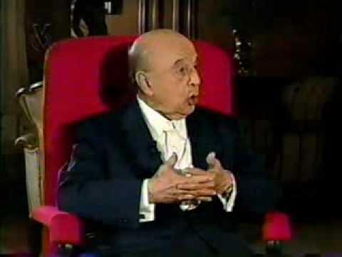 Entrevista en la Silla Caliente al General Marcos Pérez Jiménez 1998 (I Parte)