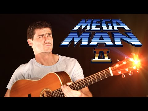 MEGAMAN 2 UNPLUGGED - TITLE THEME (Acoustic Cover)