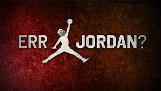 Is (Michael Jordan) Racist?  5/8/14