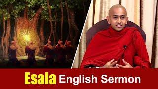 Esala English Sermon