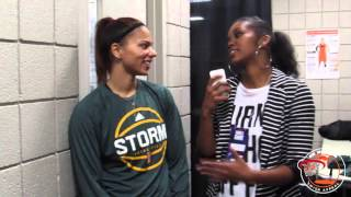 Alysha Clark Interview