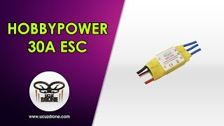 Hobbypower 30a Esc - Aliexpress #2
