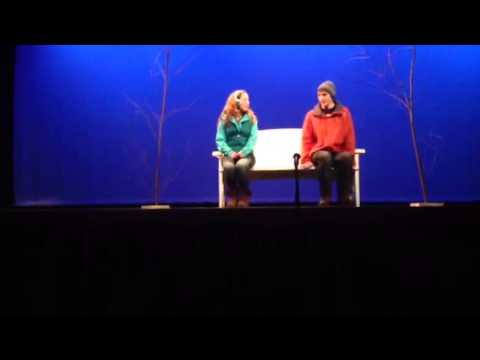 School one act at lyndon institute part 1