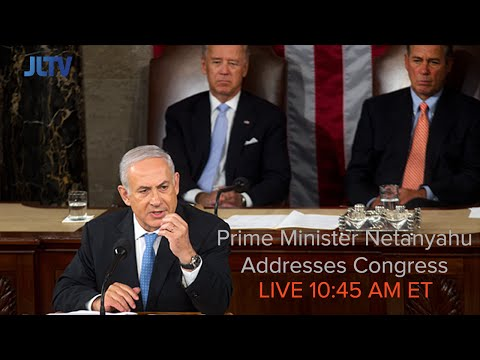 PM Benjamin Netanyahu Addresses Congress