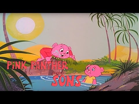 Wild Adventures of Pink Panther and Sons! | 40 Min Compilation | Pink Panther and Sons