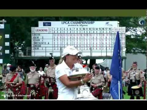 Cristie Kerr wins LPGA Championship Video