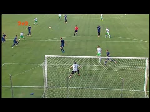 Маріуполь - Карпати - 3:0. Відео матчу