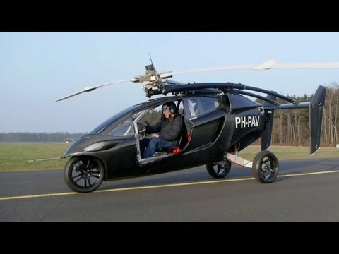 Flying Car ► Pal-V One