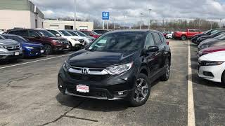 Gayathri, thanks for your interest in our 2019 CR-V