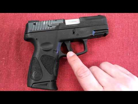 Quick Look...Taurus PT111 Millennium G2 9mm 12+1
