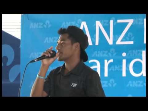 ANZ Kiribati Star IDOL Semi Final 2014 Amazed   L