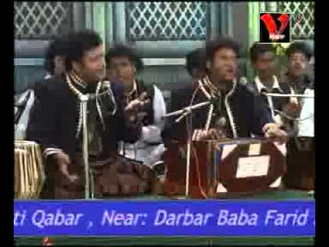 Nazir Ejaz Faridi ( Allah Jane Way Mahi ) 0345-4372007 video