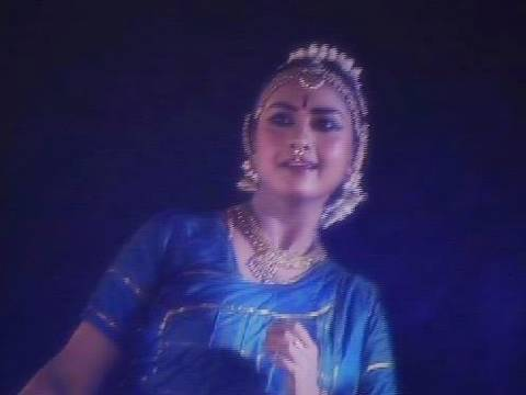 Neelakkarmukil Varnan.... Bharatanatyam, Rajashree Warrier video