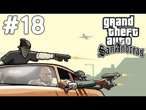 GTA San Andreas - Namussuz Ada - Bölüm 18