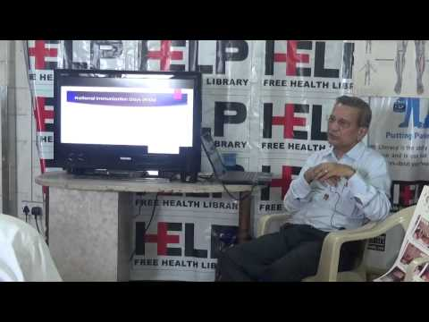 Successful Struggle of Polio Free India By Dr. Prakash Khalap  Help Talks Video