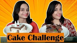 Cake Challenge!   10k Subscribers Special   Cake Decoration Challenge   Life Shots