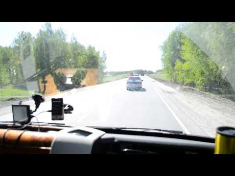 Дорога до Омска 31 мая 2013г. (впечатления)