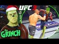 The Grinch Is In EA UFC 3! Grinch Has Funny Knockouts! EA Sports UFC 3 Online Gameplay