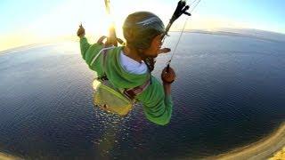 GoPro HERO - Paragliding | HD