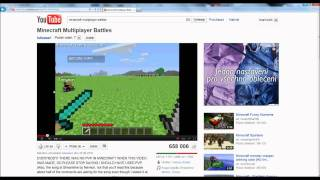 Minecraft skin do multiplayer!!!!.wmv