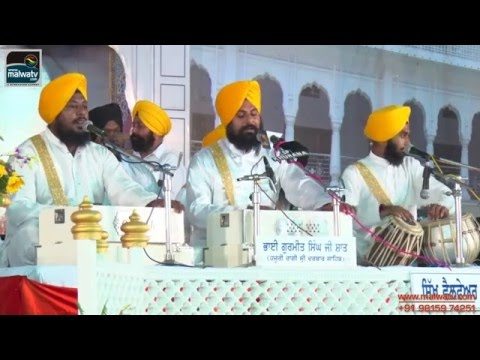 HOSHIARPUR Kirtan Darbar - 2014 || by Sant ANOOP SINGH JI & SIKH WELFARE SOCIETY || HD || Part 2nd.