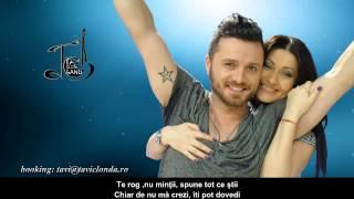 """Tavi Clonda - """"Felul tau de-a fi"""" (studio version)"""