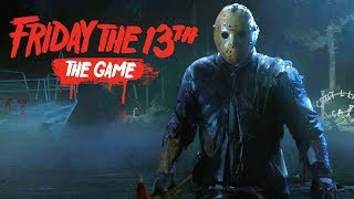 Friday the 13th the Game First Time Playing Part1