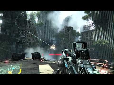 CRYSIS 3 - Live Gameplay E3 Press Conference / Presse Konferenz
