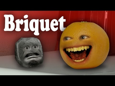 Annoying Orange - Briquet
