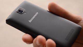 Lenovo A1000 недорогой телефон, но стоит ли его покупать?!