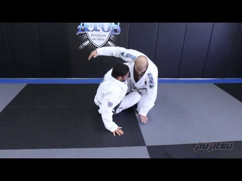 Andre Galvao, Butterfly Guard Sweep: Jiu-Jitsu Magazine #23